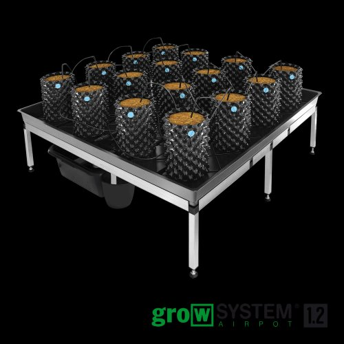 growtool grow system airpot 1 2 kaufen. Black Bedroom Furniture Sets. Home Design Ideas