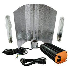 Growbox lampen