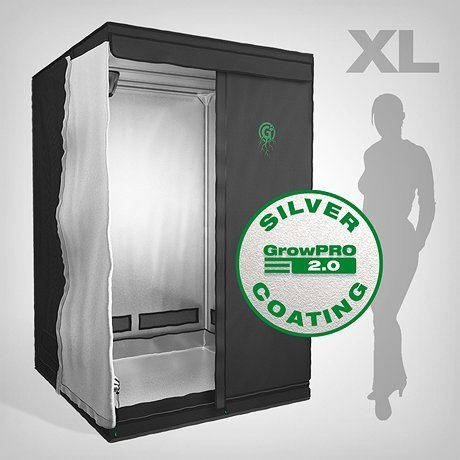 growbox growpro 2 0 xl homegrow set 600w grow set premium. Black Bedroom Furniture Sets. Home Design Ideas