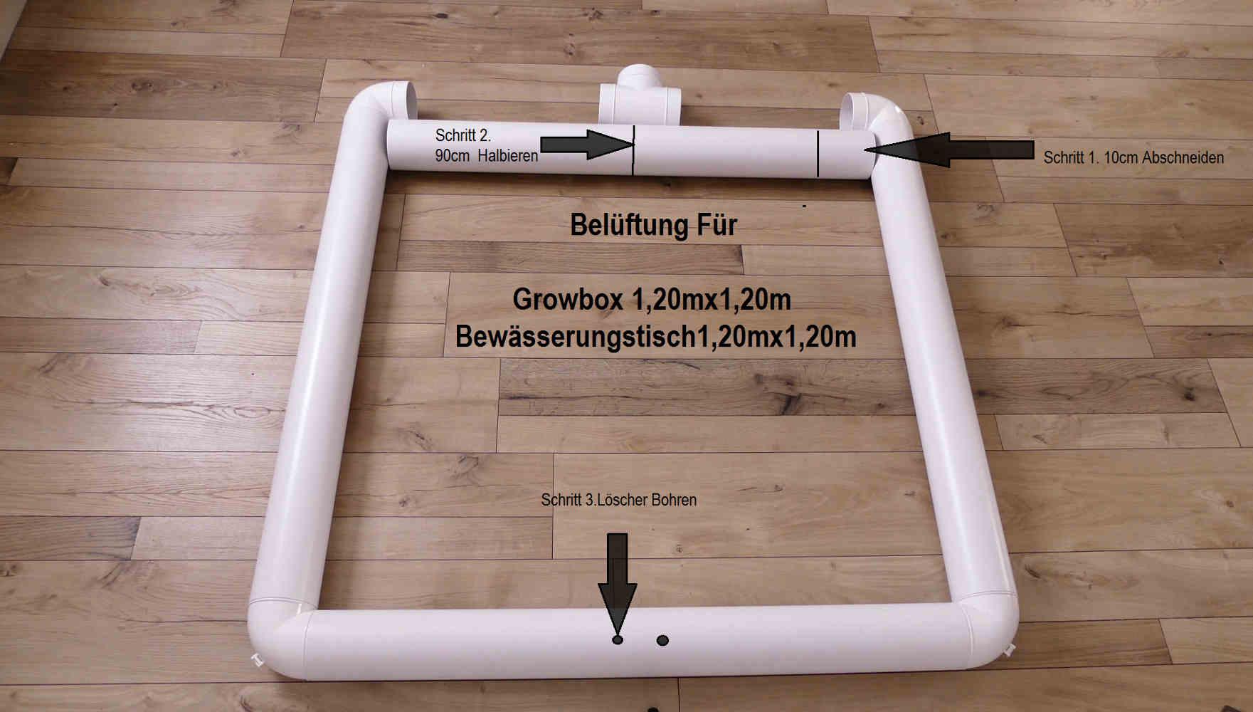 growbox bew sserung tischbew sserung f r growboxgrow. Black Bedroom Furniture Sets. Home Design Ideas